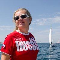Парусная неделя в Севастополе :: Анна Выскуб