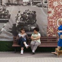 Про женщин и собачку :: Александр Степовой