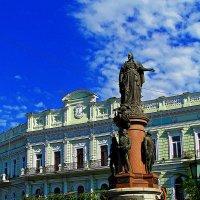 памятник Екатерине и основателям Одессы :: Александр Корчемный