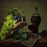 Про виноград и вино :: Ирина Приходько