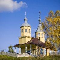 Храм Рождества Иоанна Предтечи :: Владислав Писаревский