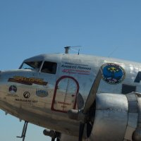 DC-3 (Ли-2) назван в честь космонавта Алексея Леонова :: Дмитрий Бубер