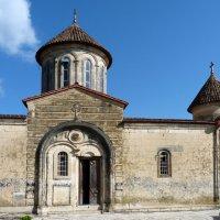 Монастырь Моцамета :: Наталья Джикидзе (Берёзина)