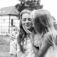 Две подруги :: Julia VasilёK