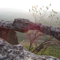 Пещерный город Тепе Кермен. Крым :: Александр Казанцев