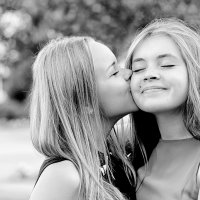 подружки...... :: Елена Лабанова