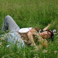 Я так хочу, чтобы лето не кончалось... :: Anna Gornostayeva