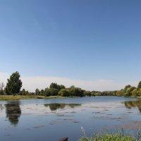 Озеро :: Dzmitry Moisa