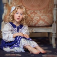 Куколка :: Оксана Новицкая