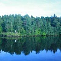 на реке :: mirtine