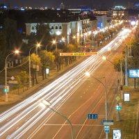Ночной Минск :: Дмитрий Сорокин