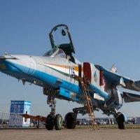 Миг-27 - МАКС 2015 :: Павел Myth Буканов