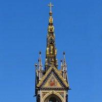 Памятник принцу Альберту в Лондоне :: Free