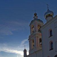 Мужской монастырь Животворящего Креста или сошествия Креста :: Natalia Mihailova