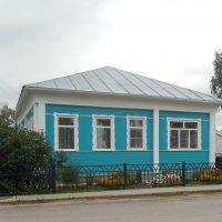 Домик в  Тотьме. :: Мила