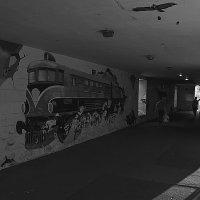 Тоннель... :: Владимир Питерский