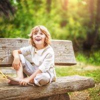 счастливое детство :: Олеся Товаренко