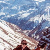 Эйфория от высоты (4900 метров) :: Виктор Бабинцев