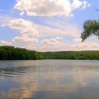 Река Северский Донец :: Вероника Подрезова