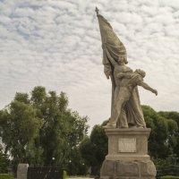 Памятник Борцам Революции :: Алексей Масалов