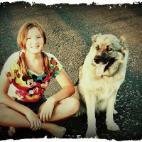подруги на прогулке :: Диана Соколова