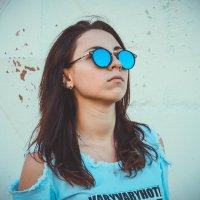 Очки-моя страсть! :: Дарья Чеховская