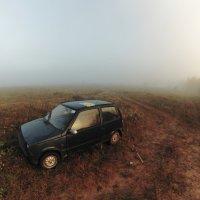 Утренний туман :: Антон Северовъ
