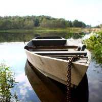 Лодка :: Антон Северовъ