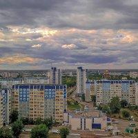 С праздником,  мой родной, Оренбург!!! :: Elena Izotova