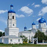 Церковь Боголюбской Богоматери в с. Зимарово :: -somov -