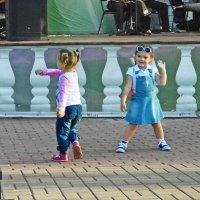 юные танцоры :: Юлия Денискина