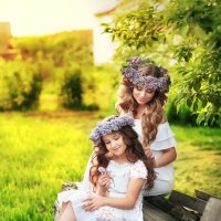 Дочки-матери :: Татьяна Малюта