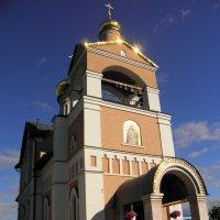 Храм Святого Равноапостольного Князя Владимира. :: Елена