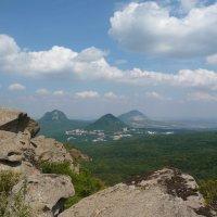 Вершины Кавказских Минеральных Вод... :: Vladimir 070549