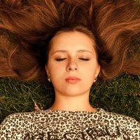 green grass :: Ann Jain