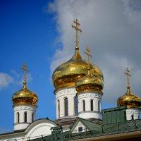 Золотые купола :: Светлана Пантелеева