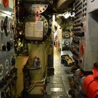 """Внутри подводной лодки """"U10"""" S 189 :: Ольга"""