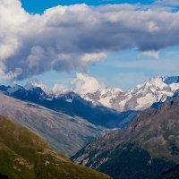 Яркая песнь Северного Кавказа :: Zifa Dimitrieva