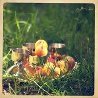 Райские яблочки :: Ольга Мальцева