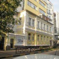Дом на ул.Сергиевской :: Лебедев Виктор