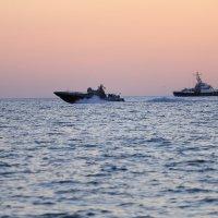 морские стражи :: valeriy khlopunov