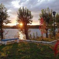 В лучах заката :: Светлана Жив-ая