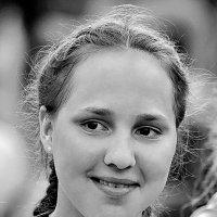 Юная дева :: A. SMIRNOV