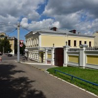Старинные улицы. :: юрий Амосов