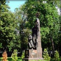 Памятник солдату Первой мировой войны. :: Fededuard Винтанюк