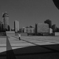 Тень большого города :: Олег Колесник