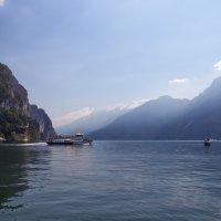 Озеро Гарда :: Юрий Кольцов