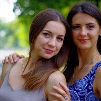 Сестры :: Татьяна Бызова