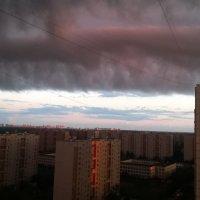 чудеса грозы :: Максим Горунов