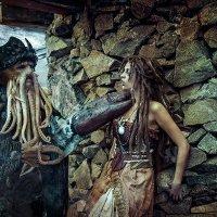 Davy Jones & Calypso :: Ежъ Осипов